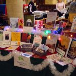 The DVS stall at the St Nicholas Fayre