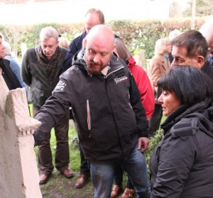 Restorer Andy Chalk explains the restoration process