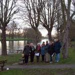 Conservation walk through Datchet