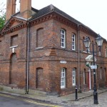The Masonic Hall in Church Lane, Windsor