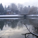 Winter: The Thames Path