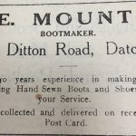 Mount Bootmaker DPM 1920s sm