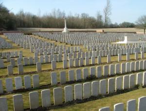 Flatiron Copse Cemetery