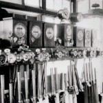 1960s, levers and controls