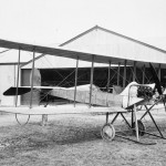 BE 2 aircraft