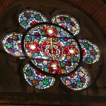 Rose Window by Whitefriars Glass Company