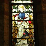 St Elizabeth window by Clayton & Bell