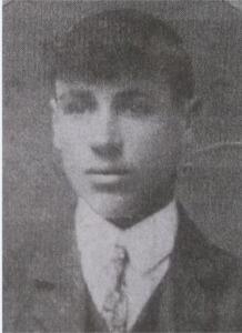 Frank Banner portrait