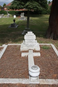 McGrigor grave Datchet