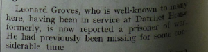 Datchet Parish Magazine June 1917