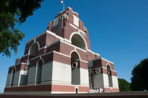 Thiepval Memorial - Groves
