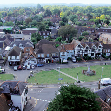 New Datchet Greetings Card