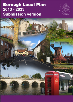Borough Local Plan & Infrastructure Plan