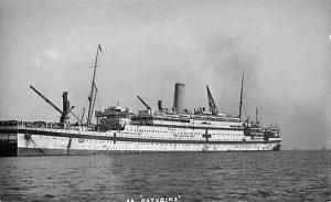 HMHS Asturias