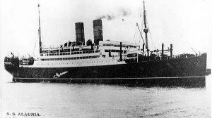 SS Alaunia