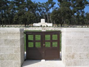 Pink Farm Cemetery CWGC