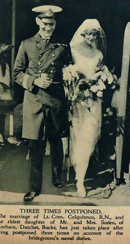Marriage Soden 1919