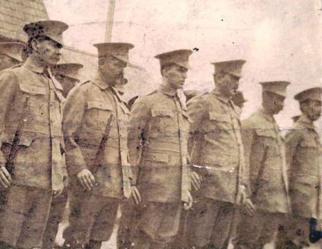 Datchet's 'missing' soldiers, 11 November 2018