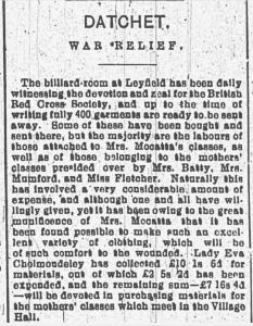 Observer, 5 September 1914