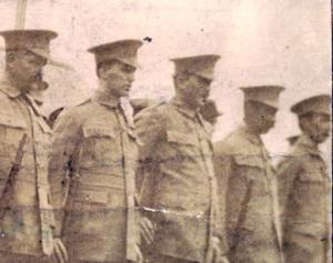 soldiers crop