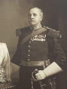 Arthur Allen Owen, Ancestry