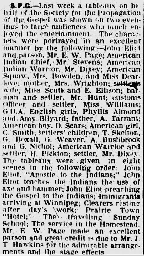 Dearlove, Observer 26 Oct 1928