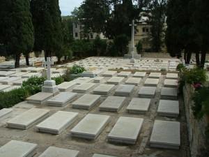 Pieta Cemetery