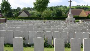 Bray cemetery