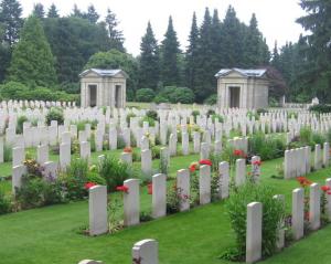Hamburg Cemetery