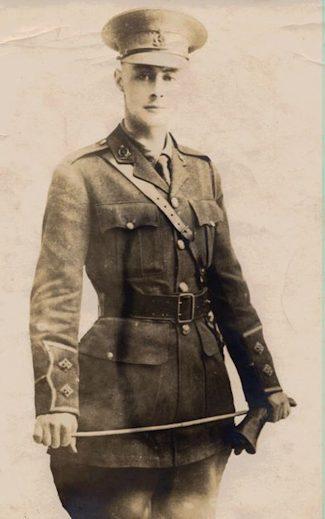 Butt John Gillis, Buckinghamshire Remembers