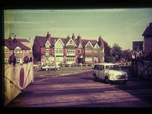 Ian Pethers Mays Crossing 1972