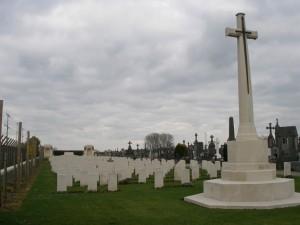 Estaires Cemetery