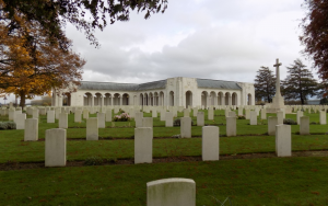 Kinross - Le Touret Military Cemetery