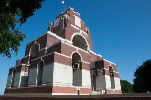 Thiepval Memorial - Groves
