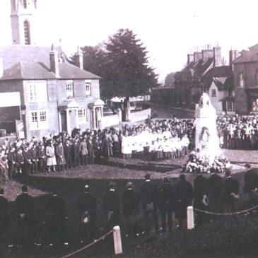 Armistice Day & Remembrance Sunday