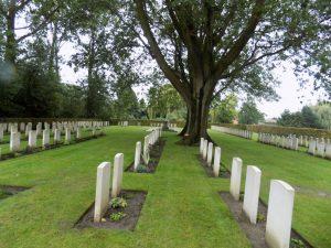 CWGC Strand Cemetery 1