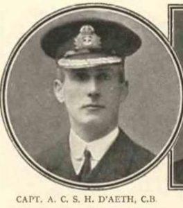 Capt Daeth