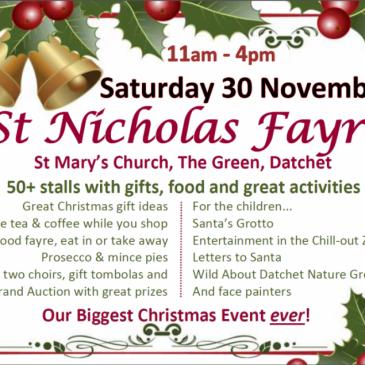 St Nicholas Fayre