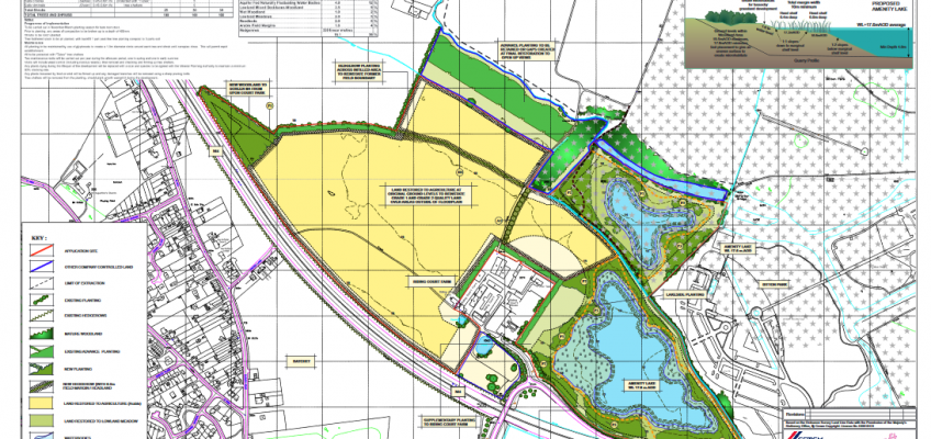 Riding Court Lakes And The River Thames Scheme Datchet